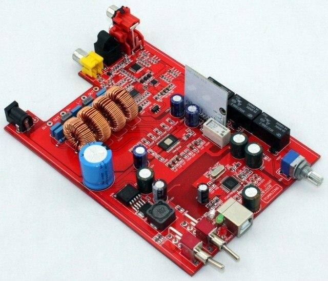 Placa amplificador de fibra Bluetooth TPA3116