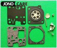 OEM ZAMA CARBURETOR REBUILD CARB KIT RB 123 FITS RB-K75 RB-K85 RB-K86, RB-K93 for Echo ES230 PB230 SRM230 SRM231  trimmer parts