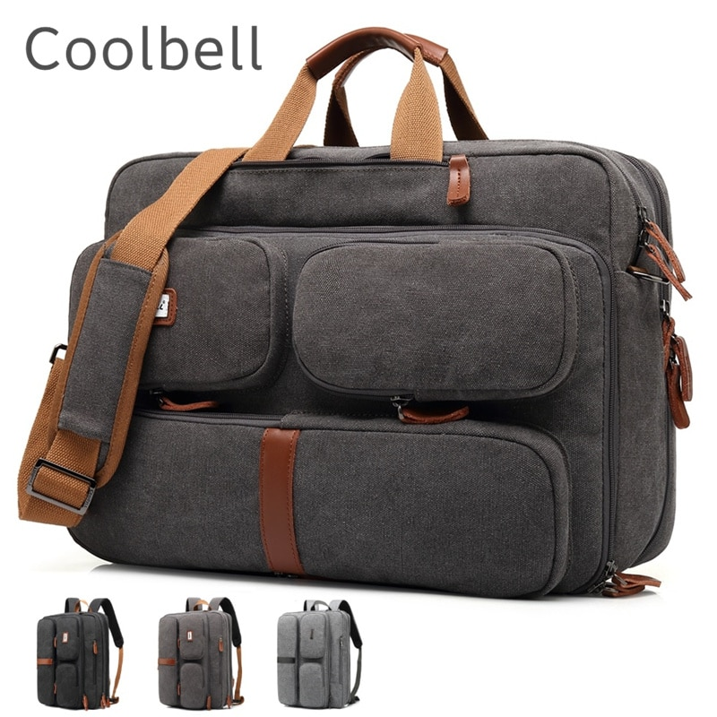 "2020 Coolbell Marke Messenger Rucksack Für Laptop 15,6 "", 17"", 17,1 "", 17,3 ""Notebook Tasche, Packsack, Freies Drop Verschiffen 5601"