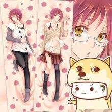 Almohada dakimakura Anime CaseThe siete pecados capitales Gowther abrazando el cuerpo