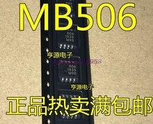 1 unids/lote 506 MB506 MB506PF SOP-8 UHF chip del convertidor de frecuencia del preescalador en Stock