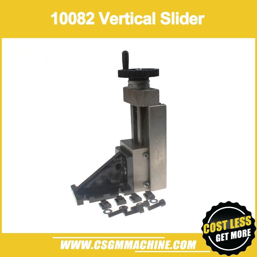 Deslizador Vertical S./N 10082/deslizador de herramienta de torno serie SIEG C1/placa Vertical