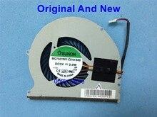 Ventilateur refroidisseur pour ordinateur portable pour ACER Aspire 3830TG 3830T 3830 4830T 4830TG MG75070V1-C010-S99 2.0W radiateurs 4 broches