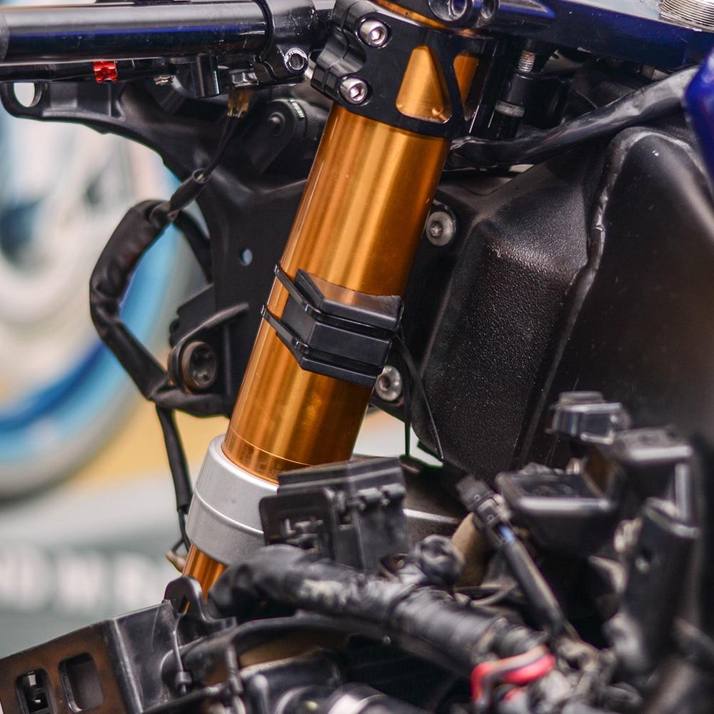 Bloques de limitador de dirección de motocicleta para NINJA 400, 1000, GSX-R1000, GSX-R150, ABS, GSX-R, 1000, YZF-R6, GSX-R1000R, ZX, 10R, S150