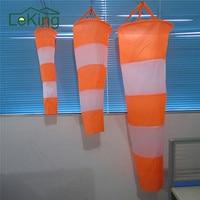 All Weather Nylon Wind Sock Weather Vane Windsock Outdoor Toy Kite Wind Monitoring Needs Wind Indicator