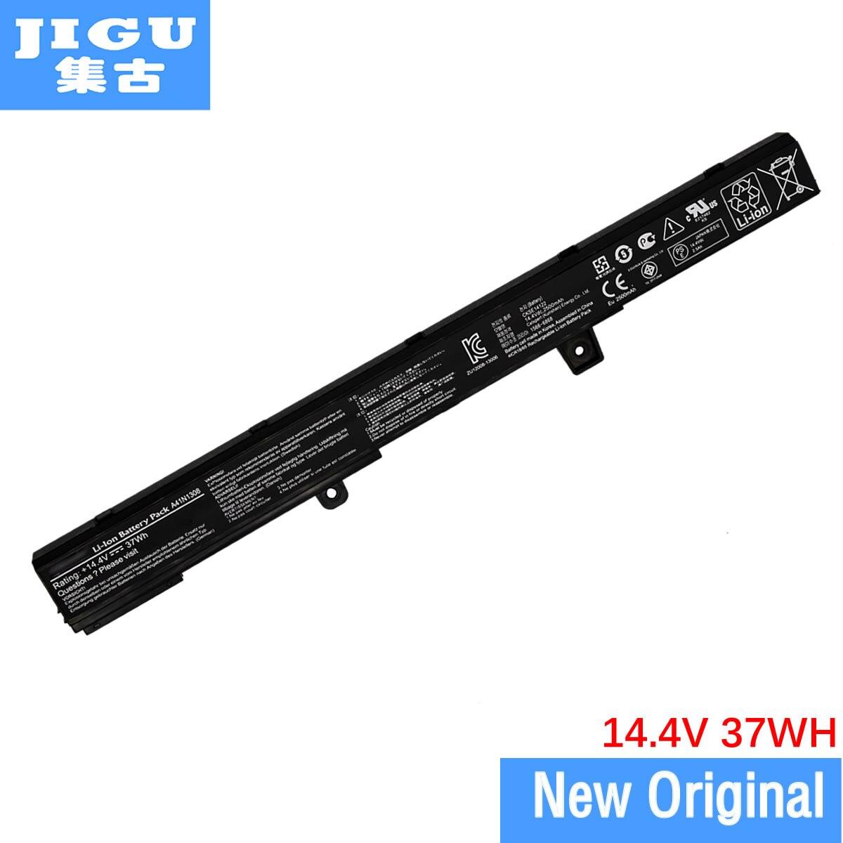 JIGU A31N1319 A41N1308 الأصلي بطارية كمبيوتر محمول ل Asus X451 X451C X451CA X551 X551C X551CA D550M D550MA F551M X551MA