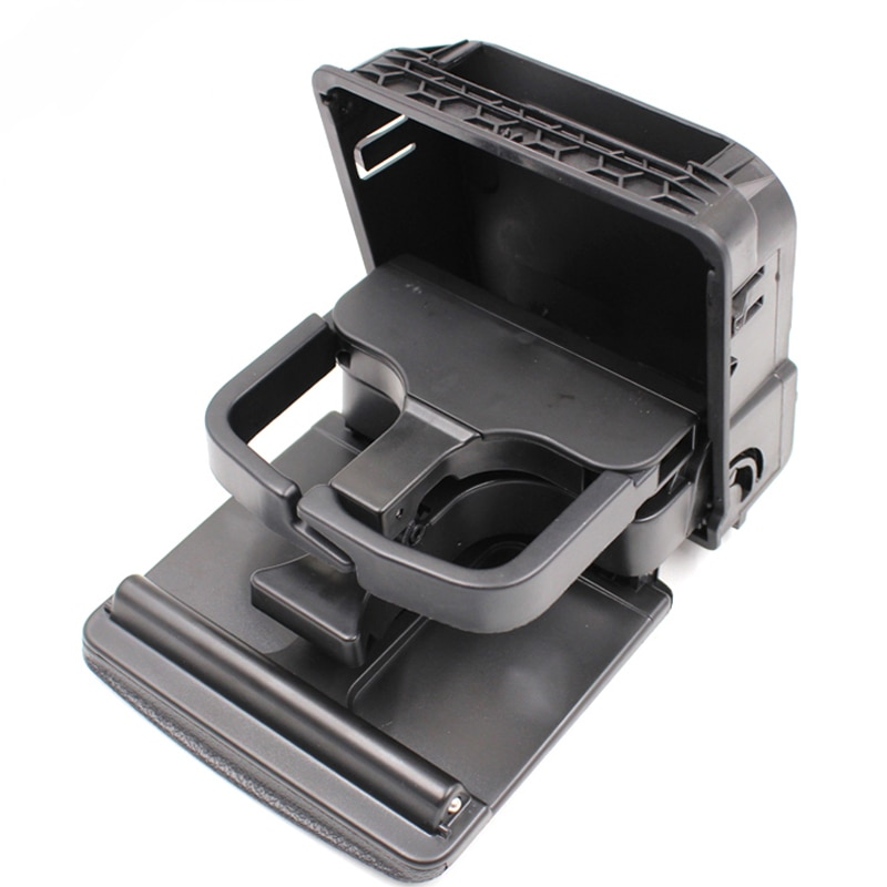 Центральная консоль подлокотник задняя чашка держатель для напитков для VW Jetta MK5 5 Golf MK6 6 MKVI 1K0862532C 1K0862532