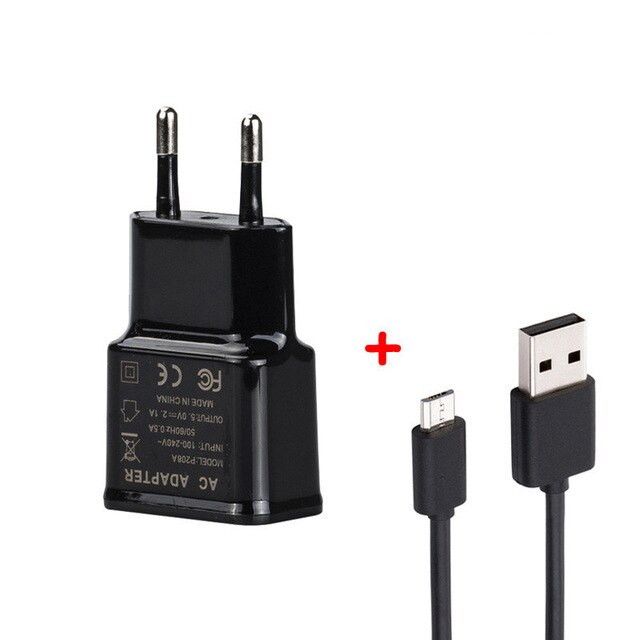 Адаптер для зарядного устройства Xiaomi Mi 8 A2 Lite A1 9 Pocophone F1 micro Type-C Redmi 5 Plus 6 Pro 6A 7 Note 5 6 7 Pro USB traver Charge