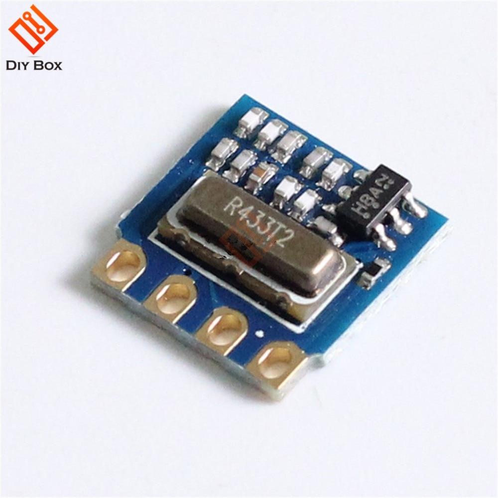 H34A-433 433Mhz MINI Módulo transmisor inalámbrico a 2,6-12-12 V nuevo