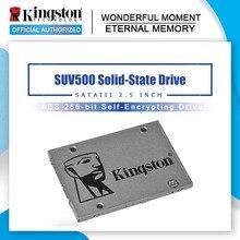 Kingston ssd 240gb UV500 SATAIII SSD 120G unidad interna de estado sólido para ordenador portátil 480G SATA3 hdd 2,5 SSD disco duro para ordenador