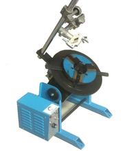 Plaque tournante automatique de soudure de positionneur de soudure de la circonférence 50 KG avec le mandrin WP200 et le support de torche