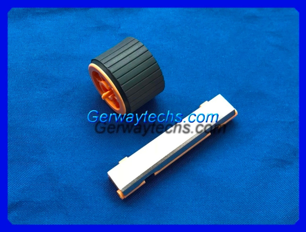 GerwayTechs nuevo 059K32773 019K09420 Pickup Roller y separación Pad para Xerox S1810 S2320 S2420 S2520 QTY-5