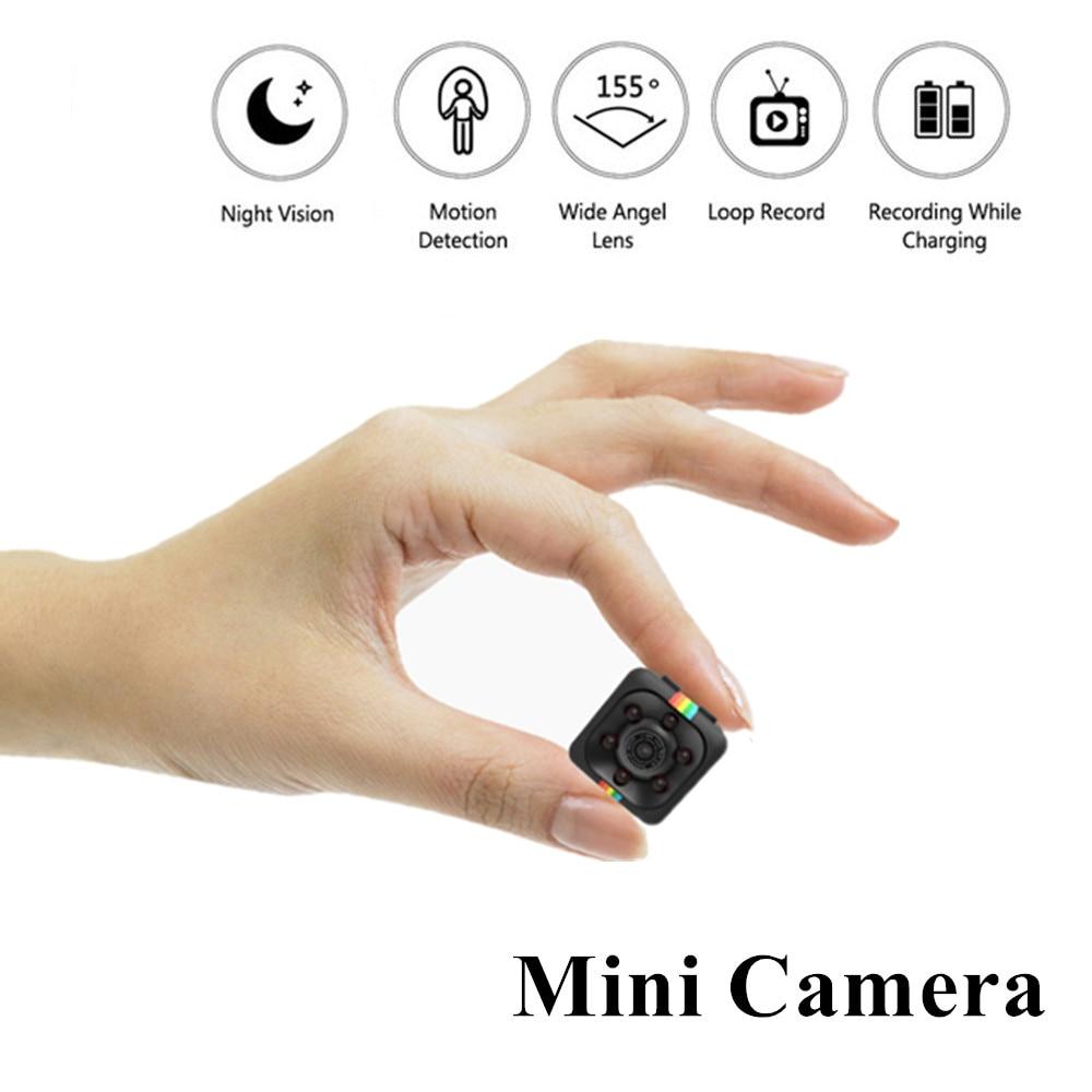 SQ11 HD мини камера маленькая камера 1080P сенсор ночное видение видеокамера микро видео камера DVR DV регистратор движения видеокамера SQ 11 SQ9