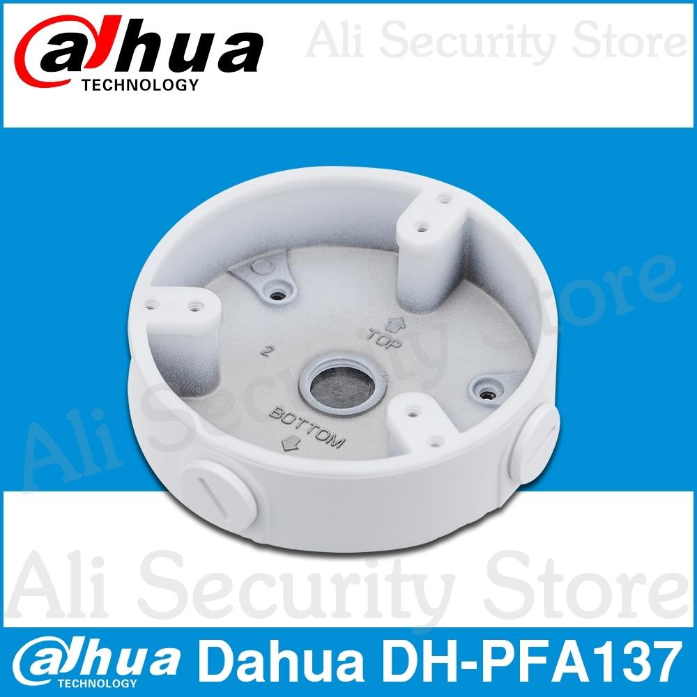 Dahua caixa de junção à prova dpágua pfa137 para dh câmera ip IPC-HDBW4431R-S & IPC-HDBW4431R-ZS cctv mini câmera cúpula DH-PFA137