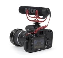 YIXIANG caméra Microphone monté aller sur caméra fusil de chasse pour Canon Nikon appareil photo reflex micro vidéo Go vidéo Microphone