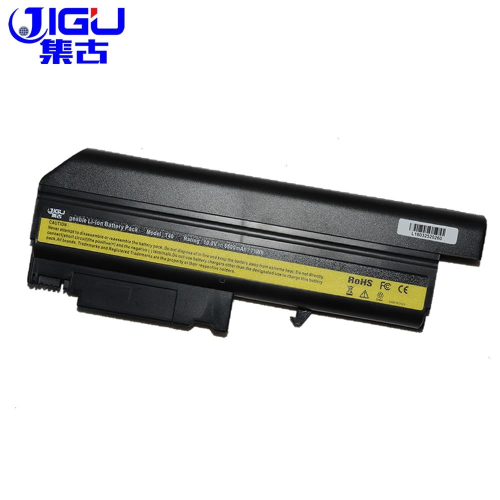 JIGU batería del ordenador portátil para IBM ThinkPad R50 R50E R50e R50P R51 R51e R52 T40 T40P T41 T41P T42 T42P T43 T43P para IBM 08K8194