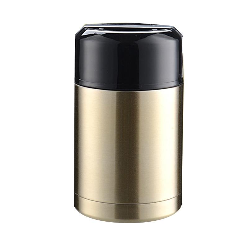 Taza Termo 800ML 1000ML termo taza de viaje de acero inoxidable termo con taza aislado termo botella de agua termal taza de vacío