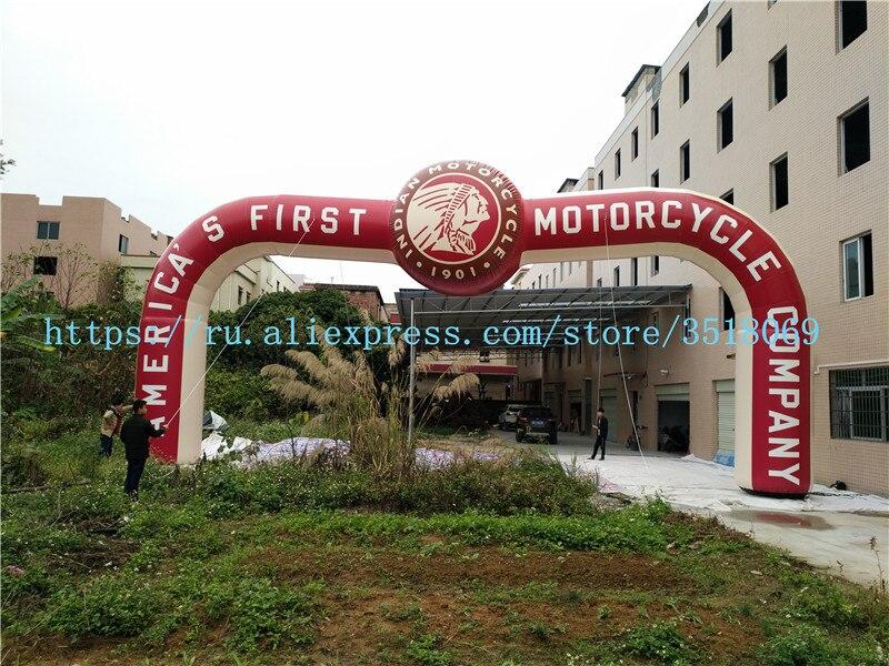 Vente grand rouge 15-mètre span extérieure PVC gonflable hermétique arches pour commercial campagnes publicitaires ou dautres UTILISATIONS