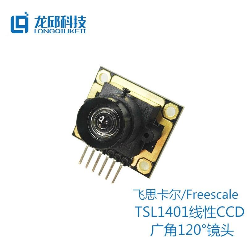 Sensor CCD lineal Modular de matriz TSL1401CL