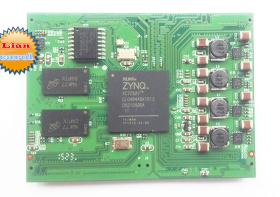ZedBoard ZYNQ7000 XC7Z020 CLG484 tablero de núcleo tablero de sistema mínimo