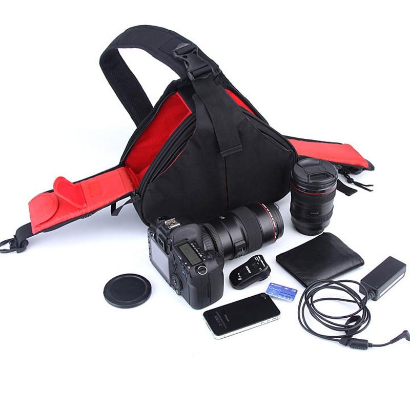 Водонепроницаемый рюкзак, сумка на плечо для камеры Nikon DSLR D7200 D7100 D7000 D5500 D5300 D5200 D3300 D3200 D3000 P900 D900S