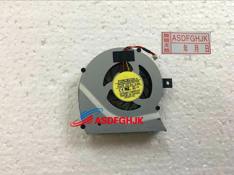 Original FOR Toshiba Satellite L740 L745 L700 3Pin CPU Cooling Fan AB7705HX-HB3 100% working perfect