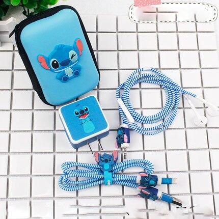 Nieuwe USB Kabel Protector Charger Stickers Oortelefoon Sprial Cord Protector voor OPPO R15/R11s/R11s Plus Kabelhaspel kabel Organizer
