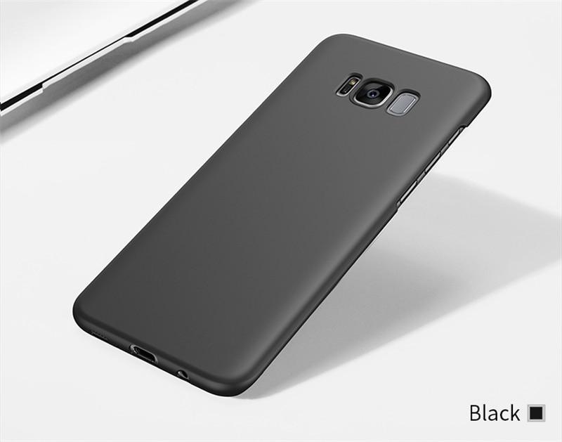 Frvsimem etui na telefon do Samsung Galaxy A3 A5 A7 2016 2017 J1 J3 J5 J7 Grand Prime S3 S4 S5 S6 S7 krawędzi S8 Plus pełna plastikowa obudowa