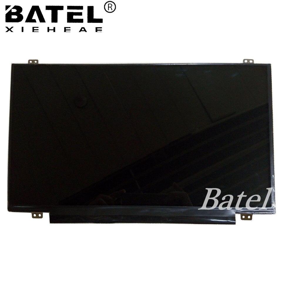Матовая Светодиодная панель для Lenovo G40 Y40 E440 E450 T450 T440S T440P E460 экран ноутбука 14 0 ЖК FHD