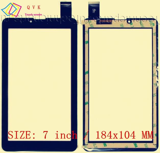 7 Polegada para POSITIVO BGH Y230 tablet pc tela de toque capacitivo painel de digitador de vidro Frete grátis