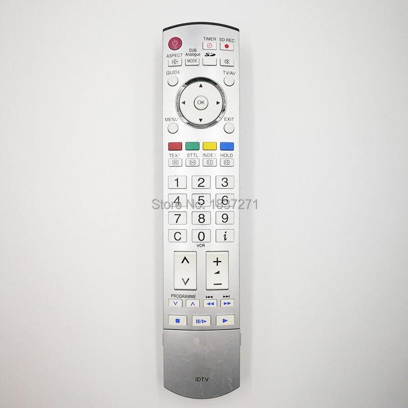 Utiliza control remoto original N2QAYB000047 para panasonic TH-50PV500E TH-42PX600E idtv tv lcd