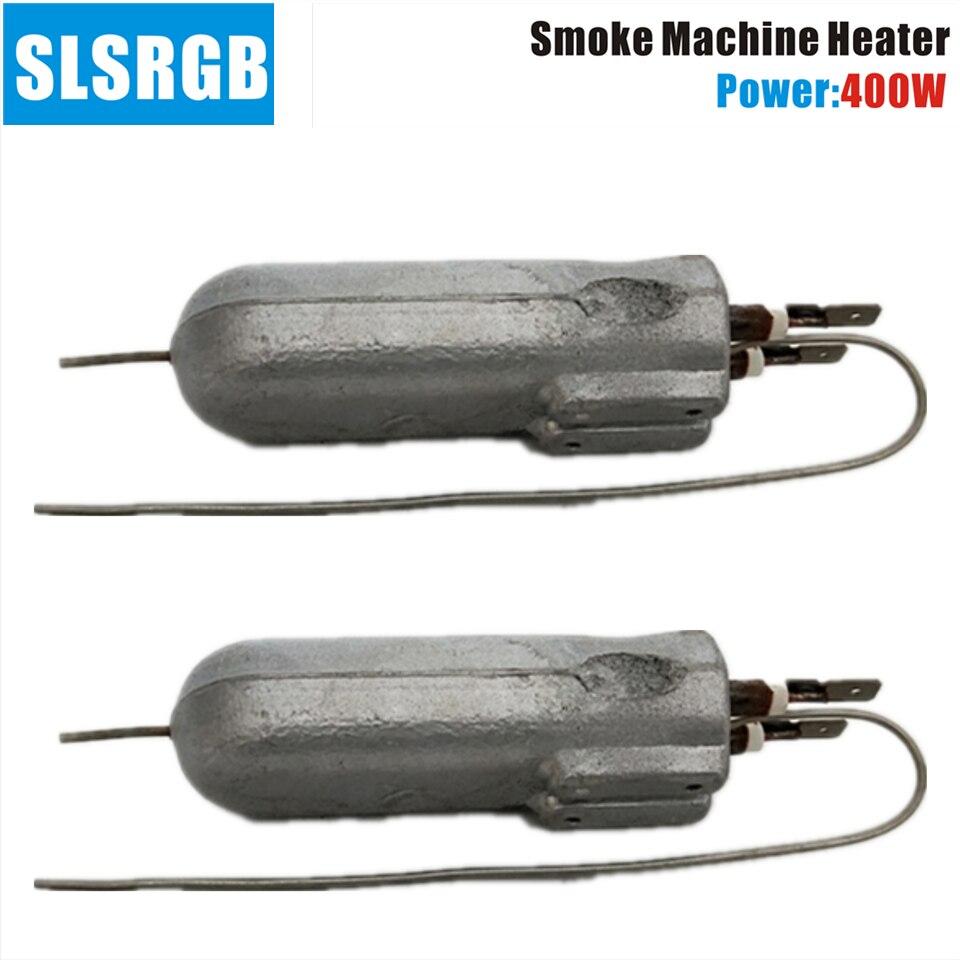 2 PÇS/LOTE peças de aquecedor de máquina de Fumaça 400W máquina de fumaça FOG