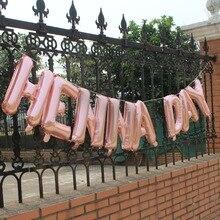 Braut Henna tag partei dekoration banner gold luftballons bunting decor