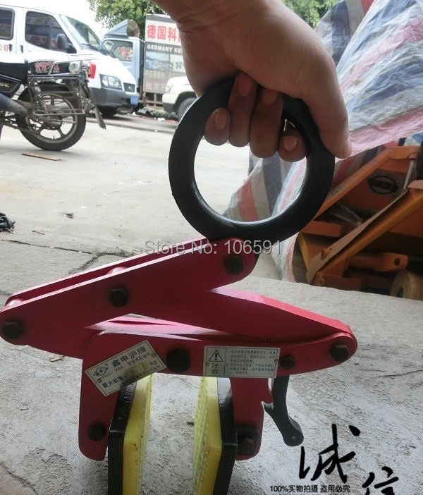 Marble plate holder, stone spreader, spreader slate, stone clips, slate tongs GALSS hooker