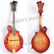 Afanti Solid Spruce top / Solid Flamed Maple Back & Sides /  Afanti Mandolin (AMB-227)
