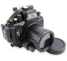 Meikon 40 M boîtier étanche pour appareil photo sous-marin pour Olympus OMD EM5 12-50mm
