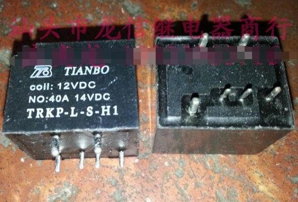 Реле TRKP-L-S-H1 4119-1A-6P-8MM-12V