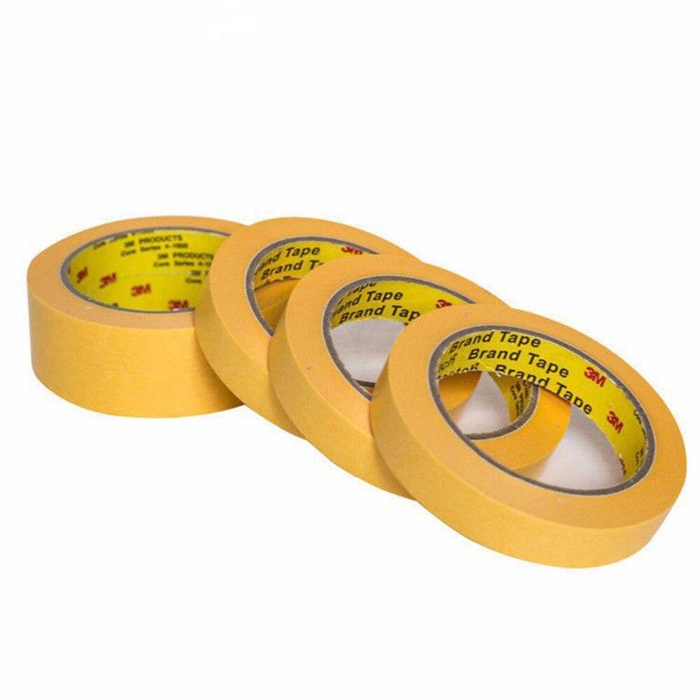 شريط لاصق عالي الحرارة للسيارات ، طلاء ، حماية إلكترونية ، 30mmx164ft 3M244