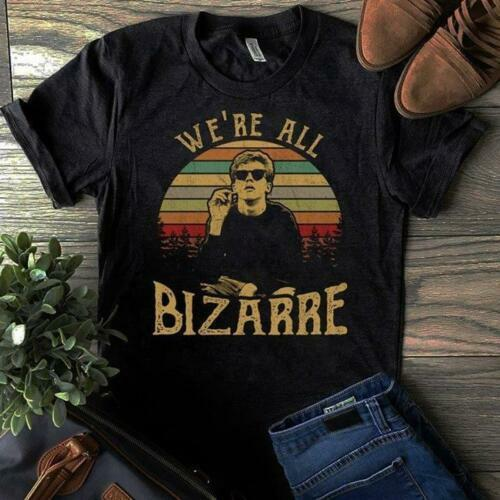 Мужская футболка, винтажная, черная, хлопковая