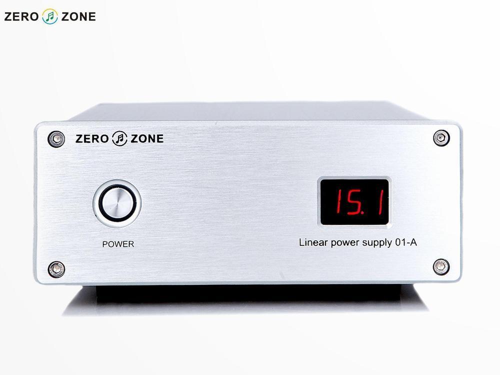 ZEROZONE S22 65VA Hi-Fi Линейный источник питания DC 15V TOP LPS для amp /DAC