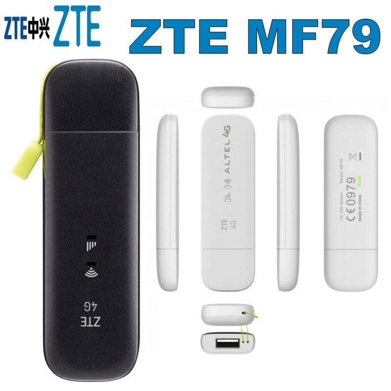 150 mbps zte mf79 4g wifi dongle usb modem unlock