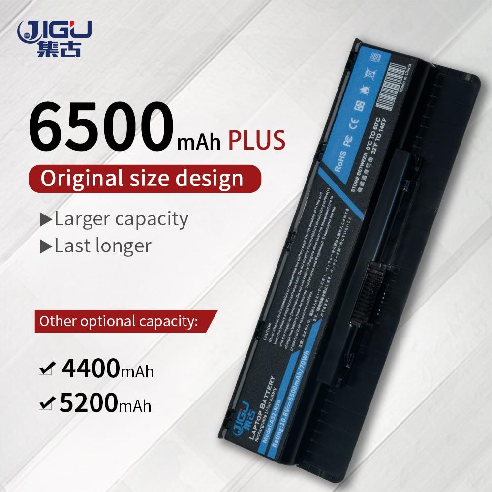 Bateria Do Portátil Para ASUS N46 JIGU N46V N46VJ N46VM N46VZ N56 N76 R503C B53V B53A F45A F55 F45U R500VD A31-N56 A32-N56 A33-N56