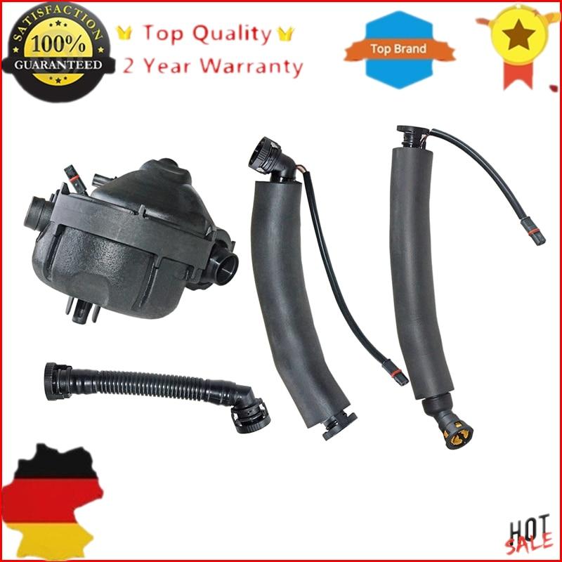 AP03 11617531423 Сапун Картера шланг маслоотделитель и комплект клапанов для BMW E60 E61 E63 E64 E81 E85 E86 E90 E91 N52