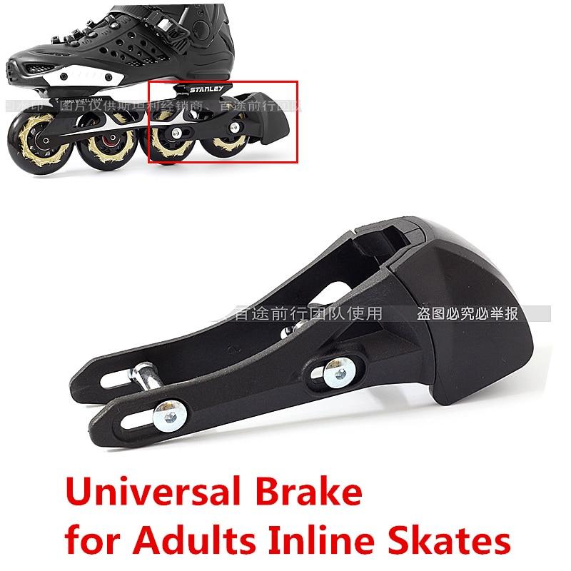 Patins inline universal bloco de freio para adultos crianças patines skate 343mm 231mm 219mm base quadro para seba ps plano rockered quadro