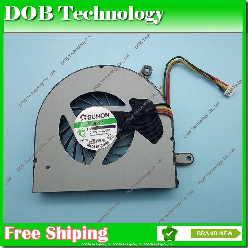 Ventilador de refrigeración para ordenador portátil Lenovo Ideapad G400 G405 G410 G490...