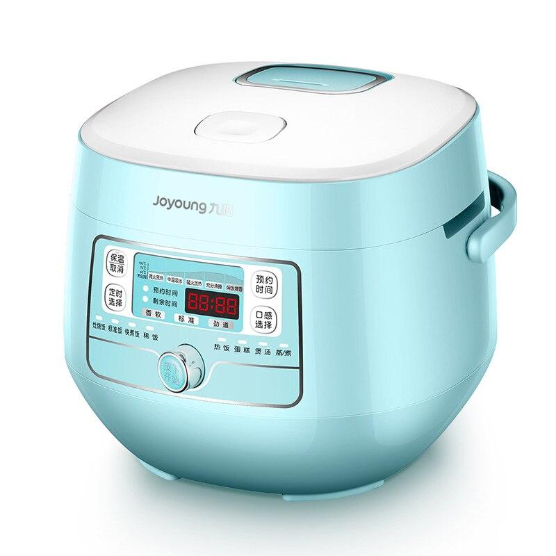 20FS66 Mini cocina eléctrica de diseño bonito 2L máquina de cocina de arroz inteligente olla multifunción automática completa 3-4 personas