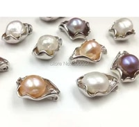 free shipping baroque 12mm cultured freshwater pearl pendants