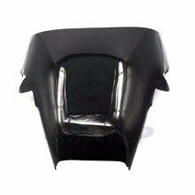 زجاج أمامي للزجاج الامامي للدراجة النارية هوندا VFR800 اعتراضية VFR 800 1998-2001 98 99 00 01 شاشة درع منحرف للرياح الامامية