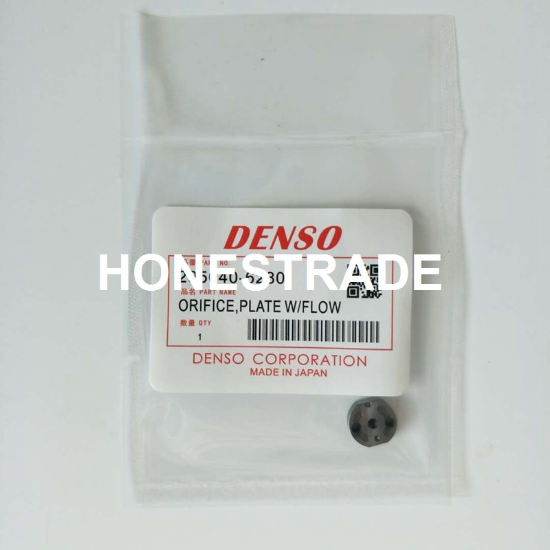 Placa de orificio original de TAZONDLI/válvula de placa 295040-6280 295040-6290 para 095000-6250/6240