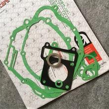 1 ensemble moto complet complet joints Kit moto moteur accessoires cylindre tampon joint pièces pour Yamaha YBR125 125CC